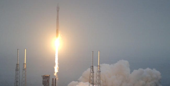 Unmanned Atlas V Rocket blasts Off, Carrying 7,400 Pounds of Space Station Cargo