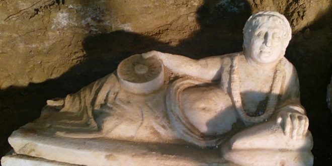 Ancient Tomb, Etruscan Civilization Discovered in Umbria Region of Italy