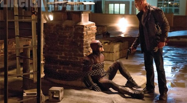 New 'Daredevil' Season 2 Photo Features 'The Punisher'