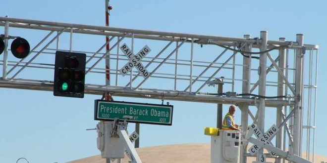 Riviera Beach, Florida: Old Dixie Highway Renamed to President Barack Obama Highway