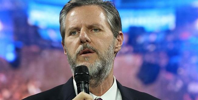 Liberty University President Jerry Falwell Jr. Encourages Students to Carry Guns on Campus