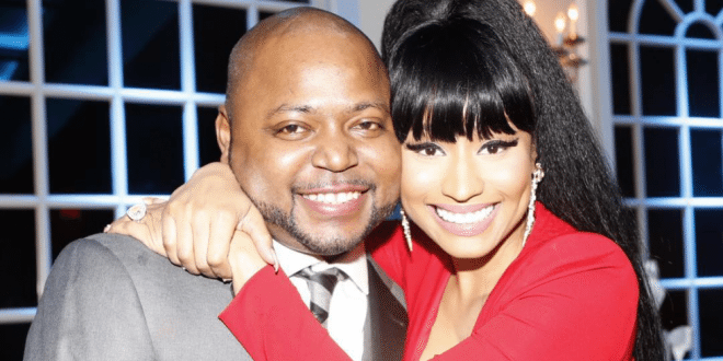 Nicki Minaj's Brother Charged With Raping 12-Year-Old Child