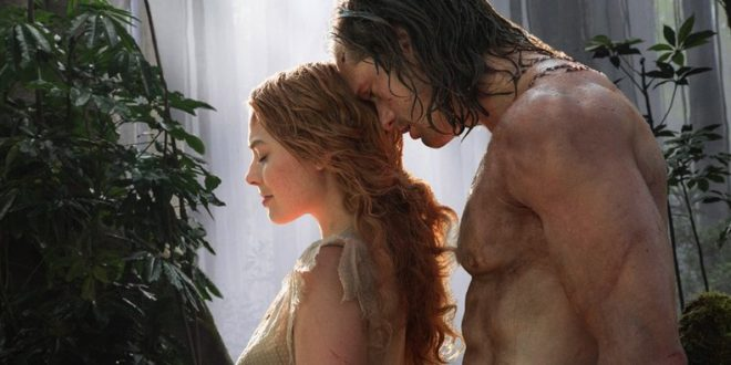 First Look at Alexander Skarsgard, Margot Robbie in 'The Legend of Tarzan'