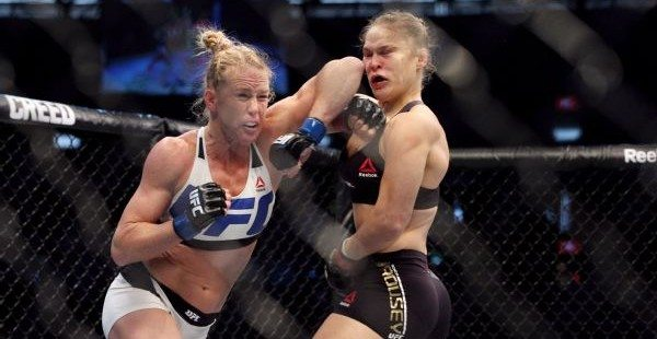 UFC President Dana White Confirms Immediate Rematch Ronda Rousey vs. Holly Holm