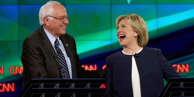 Bernie Sanders Campaign Penalized for Accessing Hillary Clinton's Confidential Voter Data