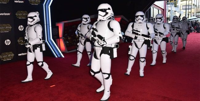 Star Wars: The Force Awakens: World Premiere