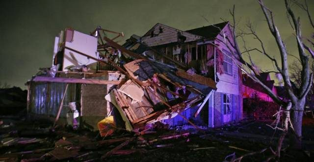 Texas Storms: At Least 11 Dead as Severe Weather, Tornadoes Hit Dallas Area