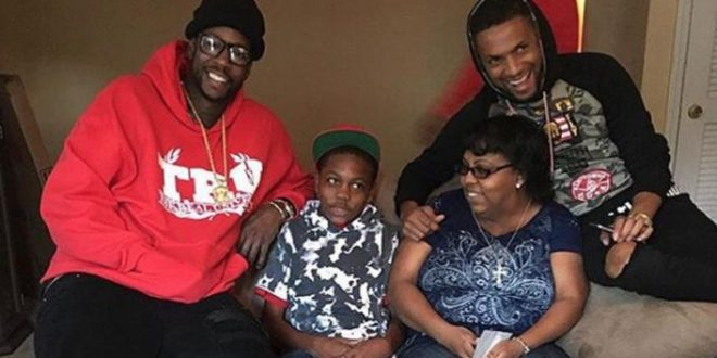 VIDEO 2 Chainz Pays Disabled Veteran's Rent For 1 Year, Provide Family With Furniture