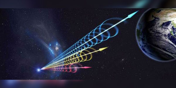 Study Finds, Mysterious Cosmic Radio Waves Could Have Come From a Starquake