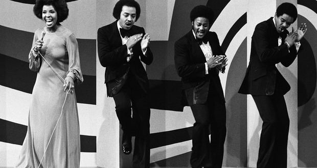 William Guest Member of Gladys Knight and the Pips, Dies at 74