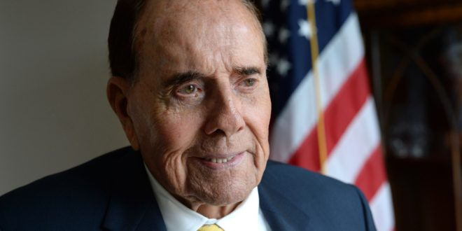 Bob Dole Says He 'Might Oversleep' Election Day if Ted Cruz is GOP Nominee