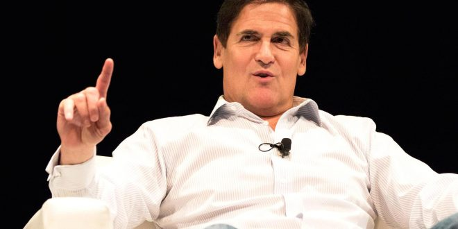 Billionaire Mark Cuban Has Some Offers Financial Advice, Strategies For Whoever Wins the $1.4 Billion Powerball Lottery