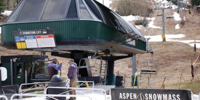 Aspen Highlands: Snowboarder Says He Was pushed Off of Chairlift by Skier After Making Comment