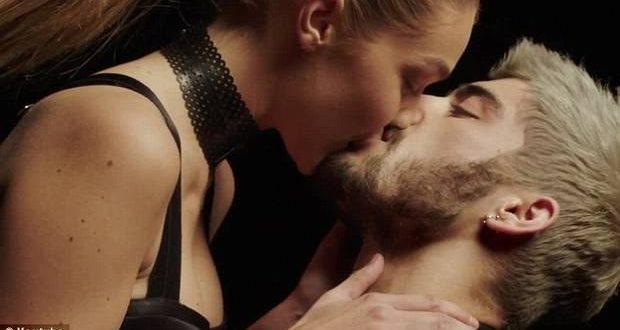 Zayn Malik Melty 'Pillowtalk' New Video Features Gigi Hadid