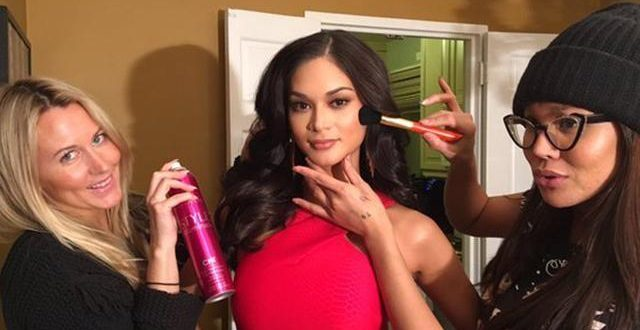 Pia Wurtzbach Shares Photos of Her First Day at Work as Miss Universe