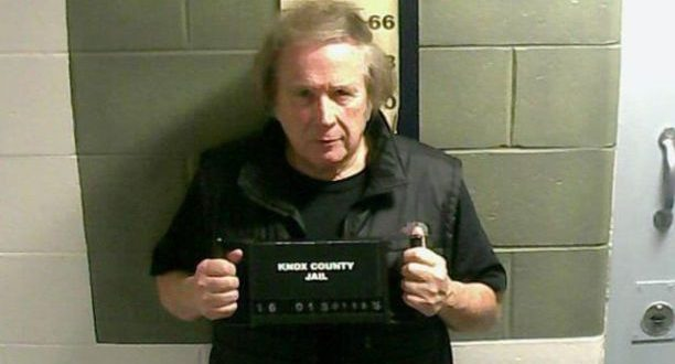 Singer Don McLean Arrested on Domestic Violence Charge