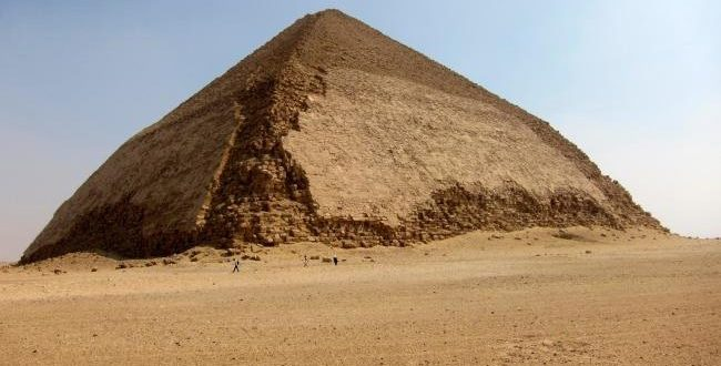 Researchers to Analyze Cosmic Particles for Clues on How Bent Pyramid Was Built