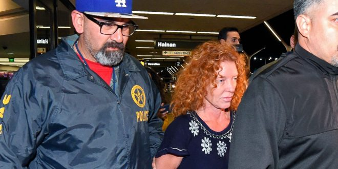 'Affluenza' Teen's Mom Tonya Couch Appears in California Court