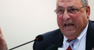 Maine Paul LePage Racially Charged For Comments on Drug Dealers