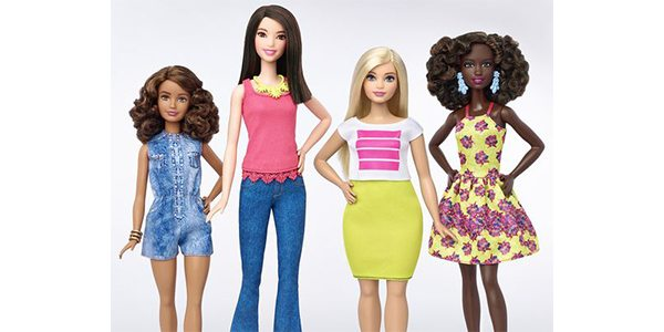 Barbie's New Body Shapes: Tall, Petite and Curvy