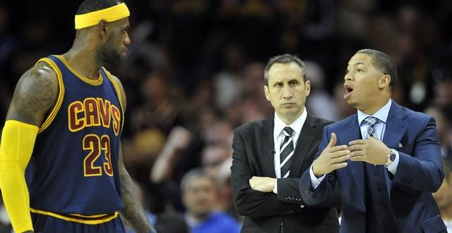 Cavaliers Fire David Blatt, Tyronn Lue Signs Multiyear Contract: 5 Things