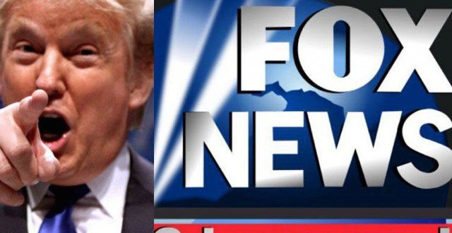 Fox News Says Trump, Ailes Spoke Three Times Today About Debate