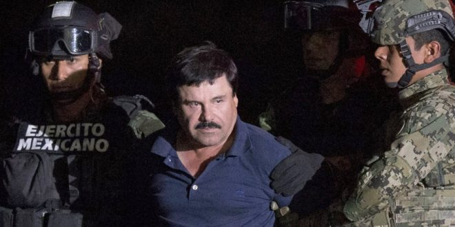 Coming to America: Extradition of El Chapo Could Take Years