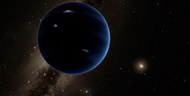 VIDEO Astronomers Say a Neptune-Sized Planet Lurks Beyond Pluto - Planet Nine