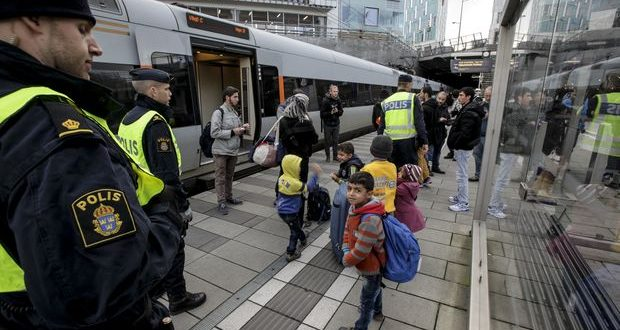 Sweden To Expel Nearly 80,000 Asylum-Seeking Refugees