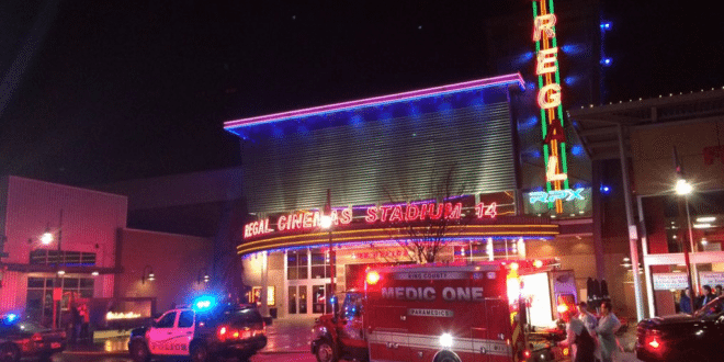 1 Arrested, Woman Injured in Movie Theater Shooting at Renton, Washington