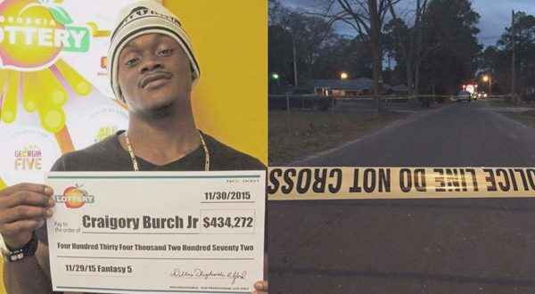 Fitzgerald, Georgia Lottery Winner Fatally Shot During Home Invasion