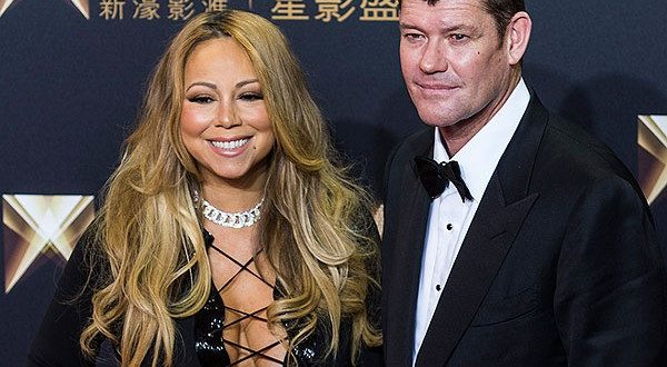 Mariah Carey Is Engaged To Billionaire James Packer And Her Ring Is Completely Insane