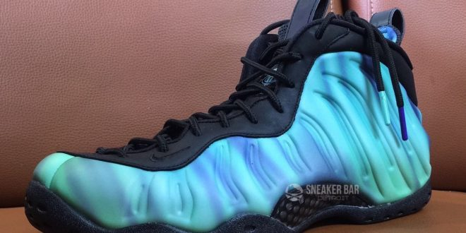 99019d62c1be0 Leaked Images of  Northern Lights  Nike Air Foamposite One Appear Online