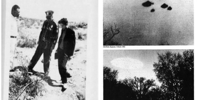 CIA Reveals UFO Documents Declassified in 1978, Calls Them 'X-Files'