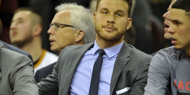 Blake Griffin Out 4 to 6 Weeks After Breaking Hand in Fight With Clippers Staffer