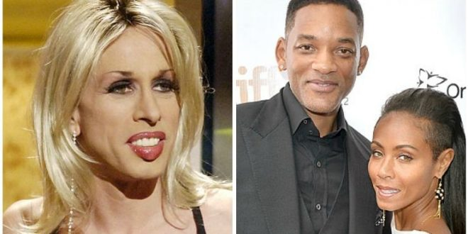 Alexis Arquette Claims Will and Jada Pinkett Smith Are Gay in Deleted Post