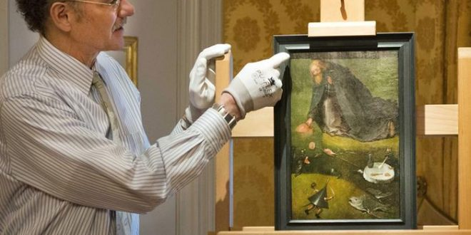 500-Year-Old Hieronymous Bosch Lost Painting Uncovered in US Museum