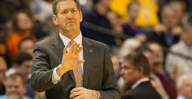 Phoenix Suns Fire Coach Jeff Hornacek After Team Fell to 14-35 Start
