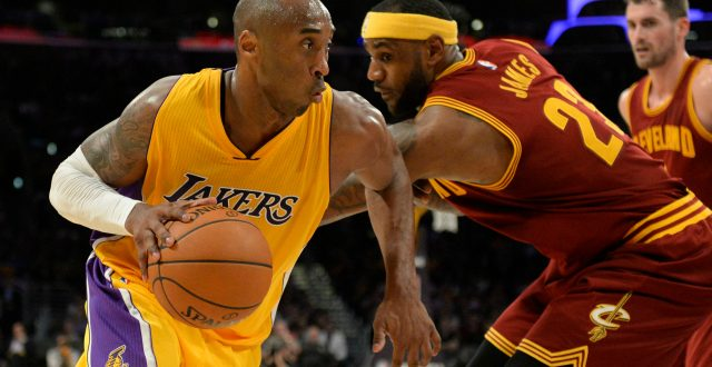 Report: Lakers Called Cavs about Kobe Bryant-LeBron James Trade in 2007