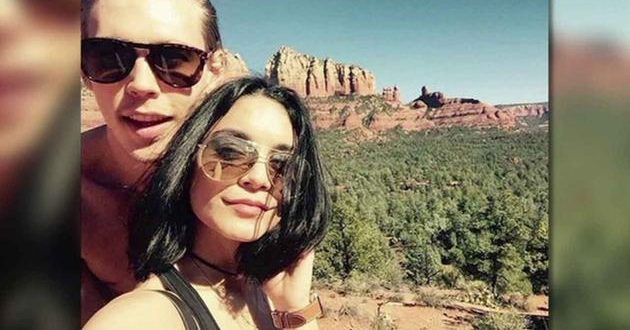 Vanessa Hudgens Under Investigation for Defacing Sedona Red Rocks