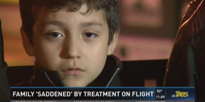 Coupeville, Washington: Plane Passengers Applaud After 7-Year-Old Removed Due to Allergies