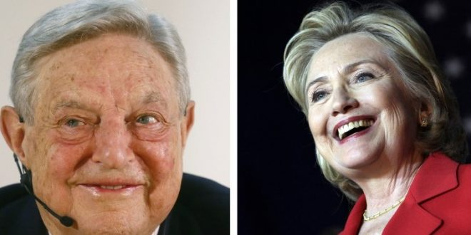 George Soros Gives $6 Million To Save Hillary On Eve Of Iowa