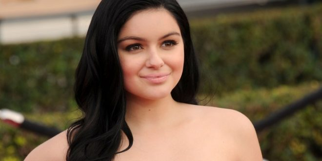 Ariel Winter Responds to People Who Spotted Scars From Her Breast Reduction Surgery