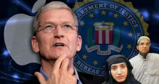 Apple CEO Tim Cook Fights Order to Unlock San Bernardino Shooter's iPhone