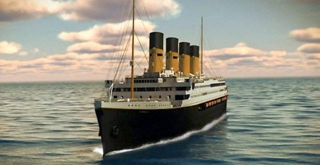 Fully Functioning Replica of Titanic II to Set Sail in 2018