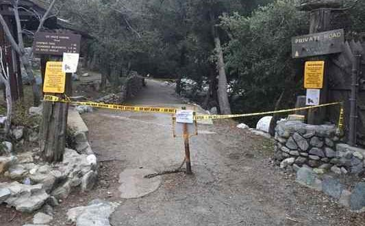 Mount Baldy Trails Closed After 2nd Hiker Falls to Death