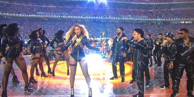 Watch: Beyonce, Bruno Mars Have a Dance-Off at SB50 Pepsi Halftime Show