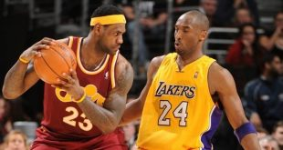 Kobe Bryant Never Saw LeBron James as His Rival