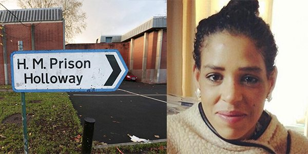VIDEO Police Brutality Victim Sarah Reed Found Dead in Holloway Prison