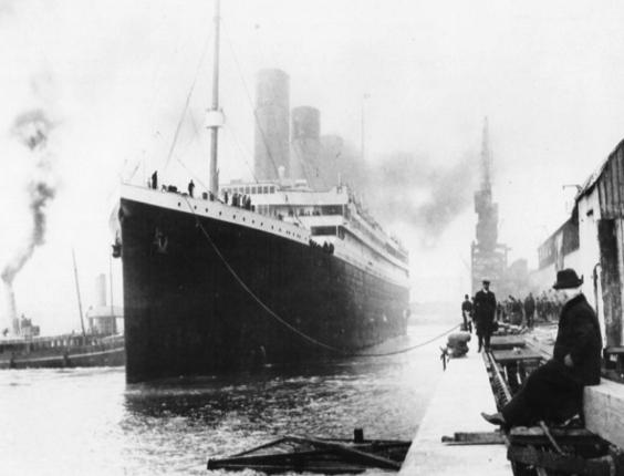 More than 1,500 people drowned when the Titanic sank